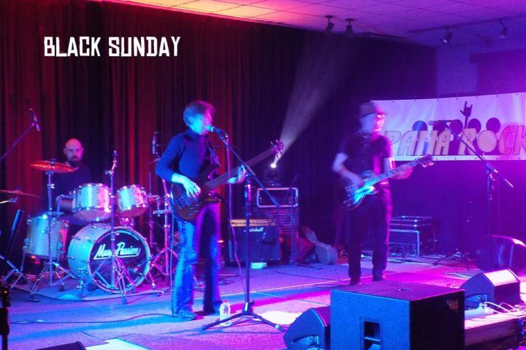 Festival Rock pour le Téléthon 2018 - Black Sunday