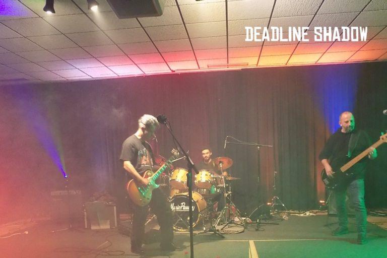 Festival Rock pour le Téléthon 2018 - Deadline Shadow