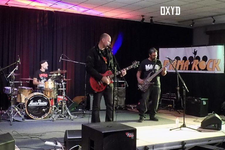 Festival Rock pour le Téléthon 2018 - Oxyd