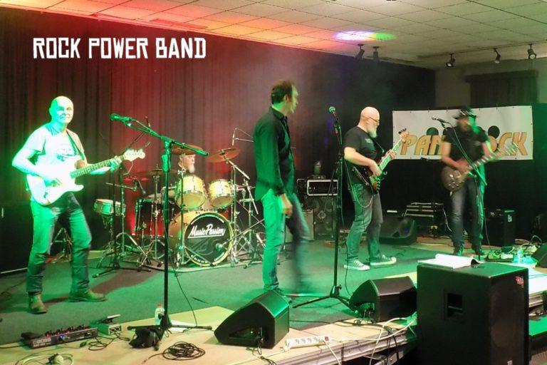 Festival Rock pour le Téléthon 2018 - Rock Power Band