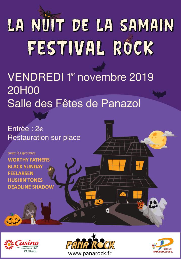 La Nuit de la Samain 2019