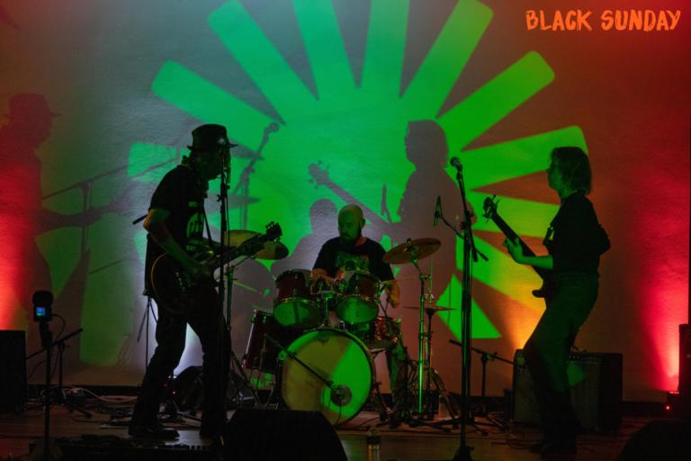 Nuit de la Samain 2019 - Black Sunday