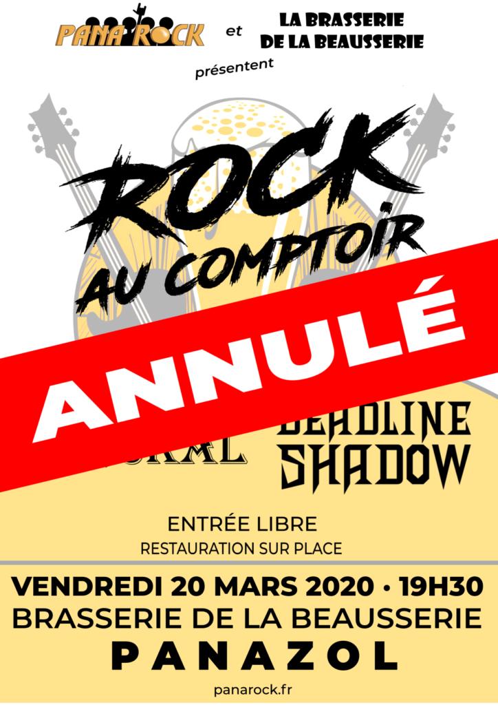 Rock Au Comptoir #1
