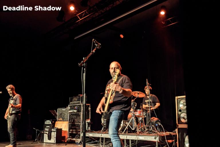Concert Musiques Actuelles 2021 - Deadline Shadow