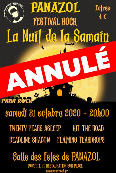 La Nuit de la Samain 2020