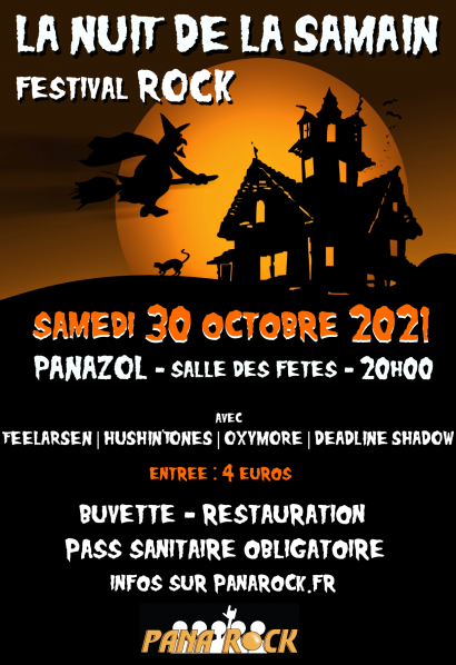La Nuit de la Samain 2021